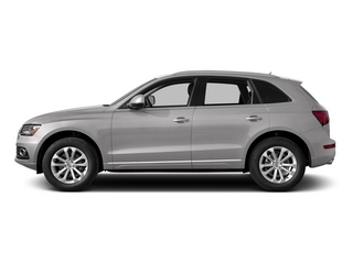 Cuvee Silver Metallic 2015 Audi Q5 Pictures Q5 Utility 4D 3.0T Premium Plus AWD photos side view
