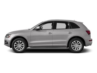 Cuvee Silver Metallic 2015 Audi Q5 Pictures Q5 Utility 4D 2.0T Premium Plus AWD photos side view