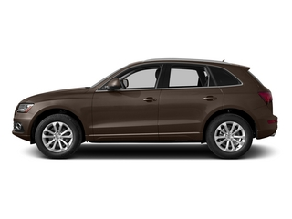 Teak Brown Metallic 2015 Audi Q5 Pictures Q5 Utility 4D 3.0T Prestige AWD photos side view