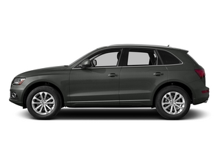 Daytona Gray Pearl Effect 2015 Audi Q5 Pictures Q5 Utility 4D 3.0T Prestige AWD photos side view