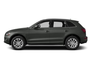 Daytona Gray Pearl Effect 2015 Audi Q5 Pictures Q5 Utility 4D 2.0T Premium Plus AWD photos side view