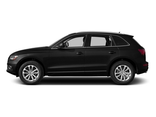 Brilliant Black 2015 Audi Q5 Pictures Q5 Utility 4D 2.0T Premium Plus AWD photos side view