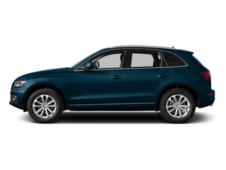 Utopia Blue Metallic 2015 Audi Q5 Pictures Q5 Utility 4D 3.0T Premium Plus AWD photos side view