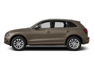 Maya Brown Metallic 2015 Audi Q5 Pictures Q5 Utility 4D 3.0T Prestige AWD photos side view