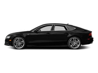Brilliant Black 2015 Audi S7 Pictures S7 Sedan 4D S7 Prestige AWD photos side view