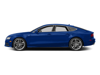 Sepang Blue Pearl Effect 2015 Audi S7 Pictures S7 Sedan 4D S7 Prestige AWD photos side view