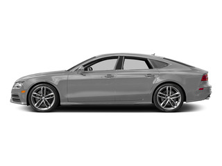 Ice Silver Metallic 2015 Audi S7 Pictures S7 Sedan 4D S7 Prestige AWD photos side view