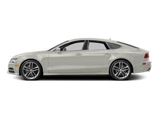 Ibis White 2015 Audi S7 Pictures S7 Sedan 4D S7 Prestige AWD photos side view