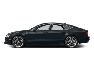 Moonlight Blue Metallic 2015 Audi S7 Pictures S7 Sedan 4D S7 Prestige AWD photos side view