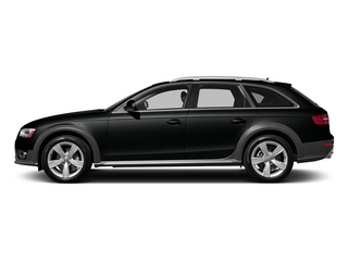 Mythos Black Metallic 2015 Audi allroad Pictures allroad Wagon 4D Premium AWD I4 Turbo photos side view