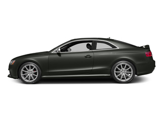 Daytona Gray Pearl Effect 2015 Audi RS 5 Pictures RS 5 Coupe 2D RS5 AWD V8 photos side view