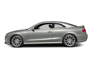 Suzuka Gray Metallic 2015 Audi RS 5 Pictures RS 5 Coupe 2D RS5 AWD V8 photos side view