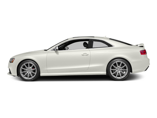Ibis White 2015 Audi RS 5 Pictures RS 5 Coupe 2D RS5 AWD V8 photos side view