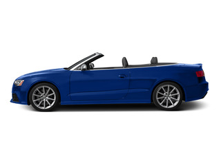 Sepang Blue Pearl Effect/Black Roof 2015 Audi RS 5 Pictures RS 5 Convertible 2D RS5 AWD V8 photos side view
