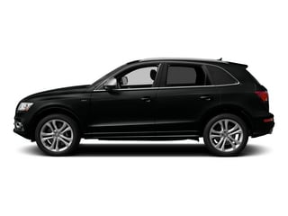 Mythos Black Metallic 2015 Audi SQ5 Pictures SQ5 Utility 4D Premium Plus AWD V6 photos side view