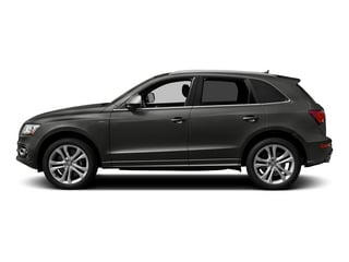 Lava Gray Pearl Effect 2015 Audi SQ5 Pictures SQ5 Utility 4D Premium Plus AWD V6 photos side view