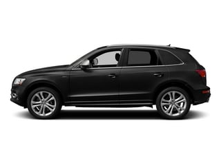 Brilliant Black 2015 Audi SQ5 Pictures SQ5 Utility 4D Premium Plus AWD V6 photos side view