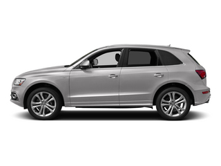 Florett Silver Metallic 2015 Audi SQ5 Pictures SQ5 Utility 4D Premium Plus AWD V6 photos side view