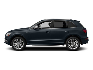 Moonlight Blue Metallic 2015 Audi SQ5 Pictures SQ5 Utility 4D Premium Plus AWD V6 photos side view