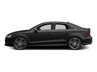 Brilliant Black 2015 Audi S3 Pictures S3 Sedan 4D Prestige AWD I4 Turbo photos side view
