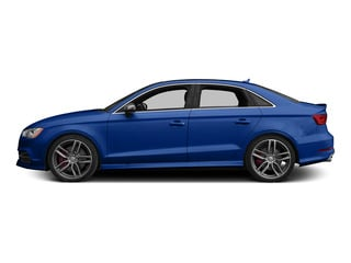 Sepang Blue Pearl 2015 Audi S3 Pictures S3 Sedan 4D Prestige AWD I4 Turbo photos side view