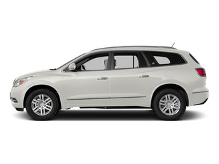 White Opal 2015 Buick Enclave Pictures Enclave Utility 4D Leather 2WD V6 photos side view
