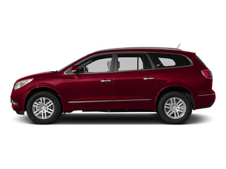 Crimson Red Tintcoat 2015 Buick Enclave Pictures Enclave Utility 4D Leather 2WD V6 photos side view