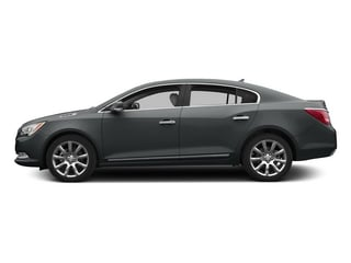 Smoky Gray Metallic 2015 Buick LaCrosse Pictures LaCrosse Sedan 4D I4 Hybrid photos side view