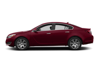 Copper Red Metallic 2015 Buick Regal Pictures Regal Sedan 4D GS I4 Turbo photos side view