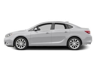 Summit White 2015 Buick Verano Pictures Verano Sedan 4D I4 photos side view
