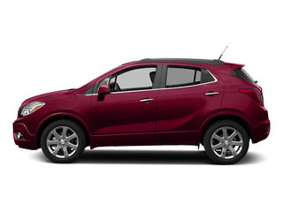 Ruby Red Metallic 2015 Buick Encore Pictures Encore Utility 4D Premium 2WD I4 Turbo photos side view