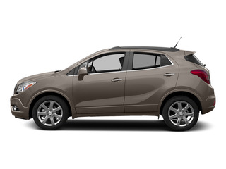 Cocoa Silver Metallic 2015 Buick Encore Pictures Encore Utility 4D Premium 2WD I4 Turbo photos side view