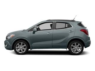 Satin Steel Gray Metallic 2015 Buick Encore Pictures Encore Utility 4D Premium 2WD I4 Turbo photos side view
