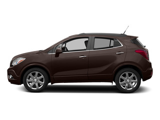 Deep Espresso Brown Metallic 2015 Buick Encore Pictures Encore Utility 4D Premium 2WD I4 Turbo photos side view