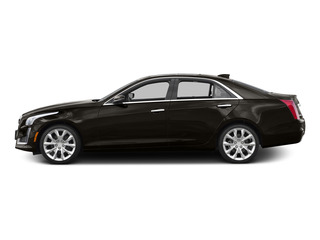 Cocoa Bronze Metallic 2015 Cadillac CTS Sedan Pictures CTS Sedan 4D Performance I4 Turbo photos side view
