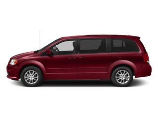 Deep Cherry Red Crystal Pearlcoat 2015 Dodge Grand Caravan Pictures Grand Caravan Grand Caravan R/T V6 photos side view