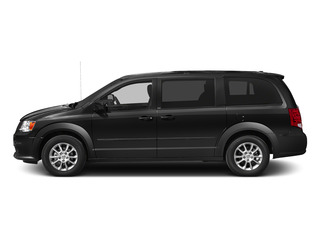 Brilliant Black Crystal Pearlcoat 2015 Dodge Grand Caravan Pictures Grand Caravan Grand Caravan R/T V6 photos side view