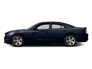 Jazz Blue Pearlcoat 2015 Dodge Charger Pictures Charger Sedan 4D SRT 392 V8 photos side view