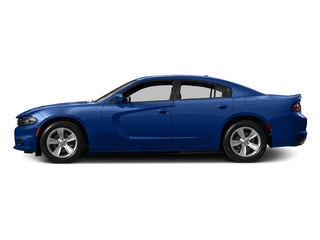 B5 Blue Pearl Coat 2015 Dodge Charger Pictures Charger Sedan 4D SRT 392 V8 photos side view