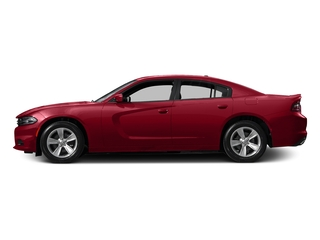 Redline Red Tricoat Pearl 2015 Dodge Charger Pictures Charger Sedan 4D SRT 392 V8 photos side view