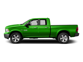 Hills Green 2015 Ram Truck 1500 Pictures 1500 Quad Cab Express 4WD photos side view