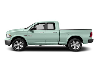 Robin Egg Blue 2015 Ram Truck 1500 Pictures 1500 Quad Cab SLT 4WD photos side view