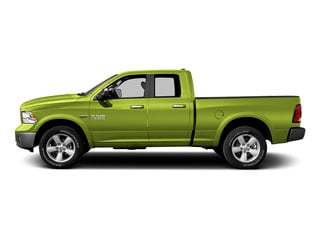 National Safety Yellow 2015 Ram Truck 1500 Pictures 1500 Quad Cab SLT 2WD photos side view