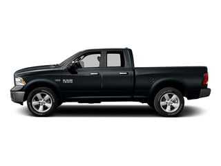 Maximum Steel Metallic Clearcoat 2015 Ram Truck 1500 Pictures 1500 Quad Cab SLT 4WD photos side view