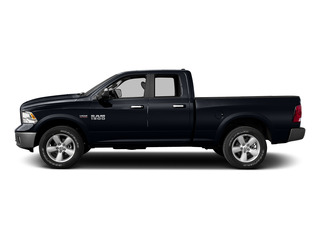 Midnight Blue Pearlcoat 2015 Ram Truck 1500 Pictures 1500 Quad Cab Express 2WD photos side view