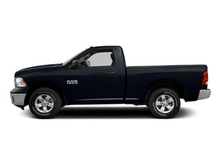 Midnight Blue Pearlcoat 2015 Ram Truck 1500 Pictures 1500 Regular Cab Express 4WD photos side view