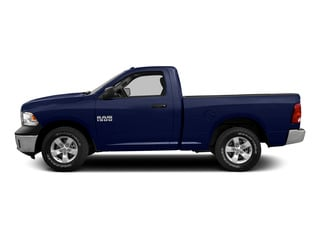True Blue Pearlcoat 2015 Ram Truck 1500 Pictures 1500 Regular Cab SLT 2WD photos side view