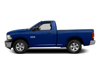 Blue Streak Pearlcoat 2015 Ram Truck 1500 Pictures 1500 Regular Cab SLT 2WD photos side view