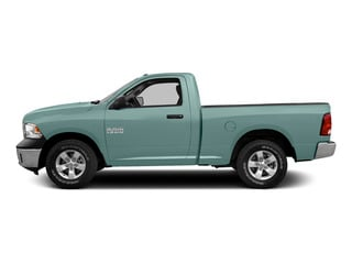 Light Green 2015 Ram Truck 1500 Pictures 1500 Regular Cab SLT 2WD photos side view