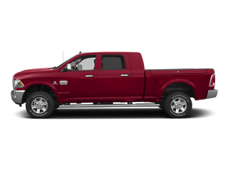 Bright Red 2015 Ram Truck 2500 Pictures 2500 Mega Cab SLT 2WD photos side view